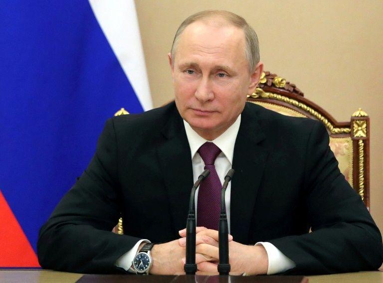 """Tir de missile: Poutine appelle à arrêter d'""""intimider"""" la Corée du Nord"""