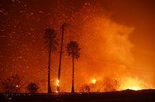 Incendie aux USA:42 morts, le bilan le plus lourd de l'histoire de la Californie