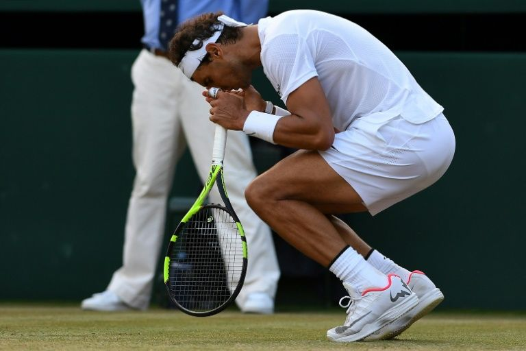 Tennis: Nadal stunned by Muller in Wimbledon epic