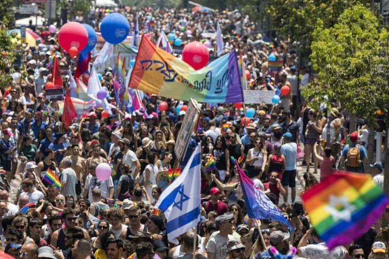 Israeli southern city of Beersheva to hold first pride parade