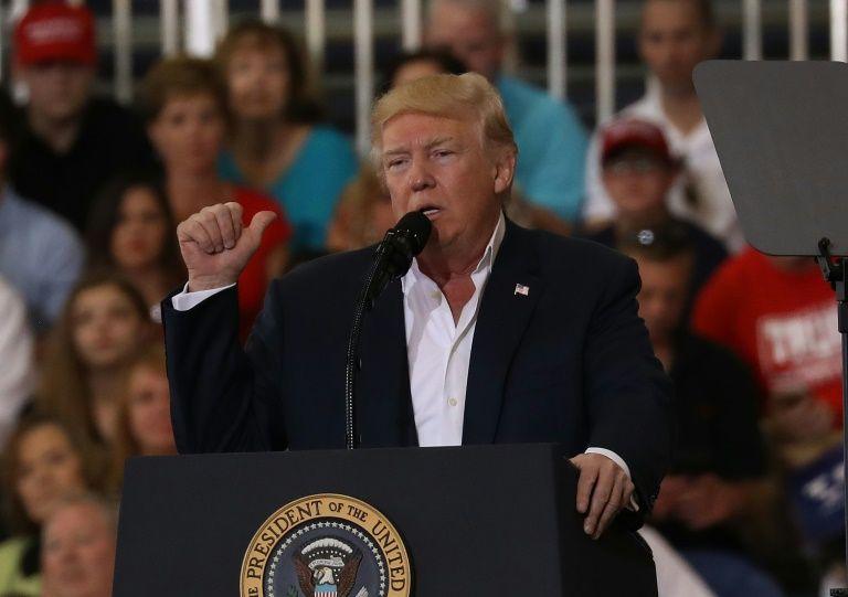 """USA/Menaces contre les centres juifs: Trump dénonce des """"actes inacceptables"""""""