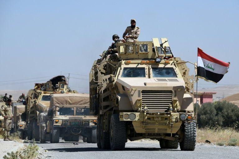 Offensive de Bagdad contre les Kurdes à Kirkouk