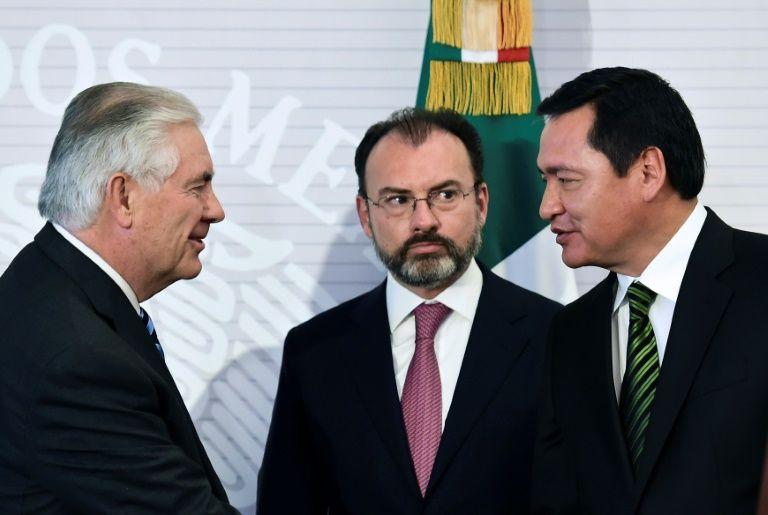 """Si les USA construisent le mur, """"le gouvernement mexicain devra répondre"""""""