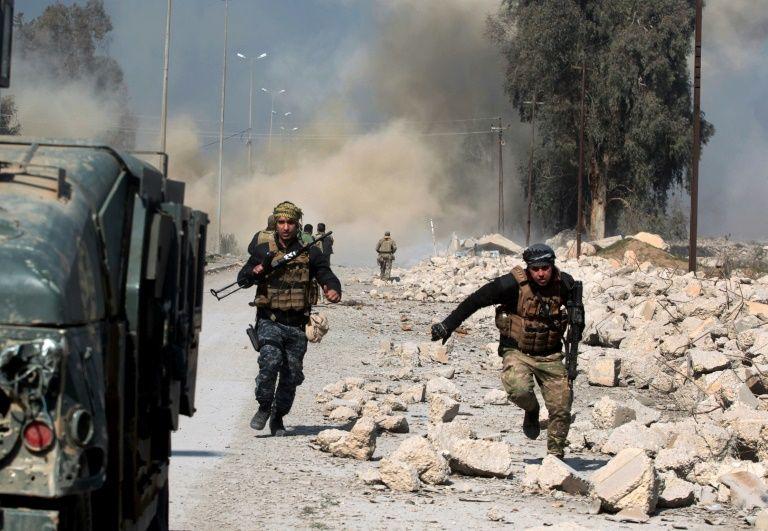 Irak: 15 gardes-frontières tués dans un attentat de l'EI
