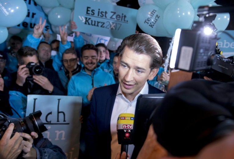 Un futur chancelier de 31 ans — Autriche