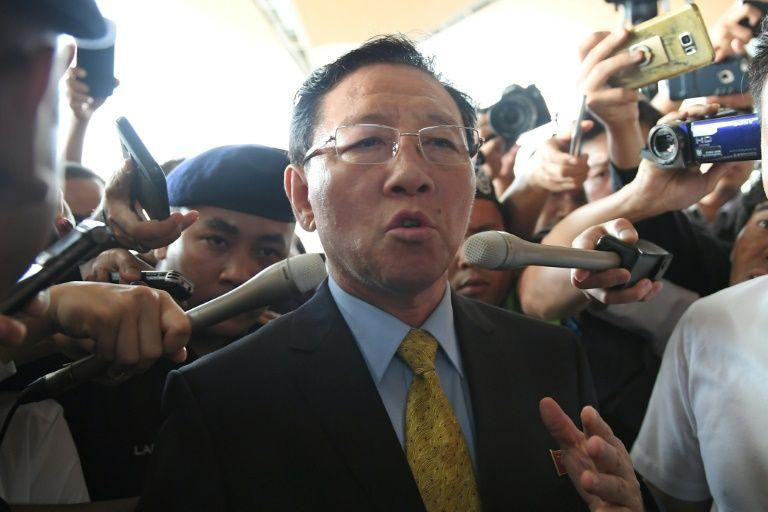 North Korea bans Malaysians from leaving in Kim spat