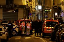 Friend of Paris knife attacker charged, two women held