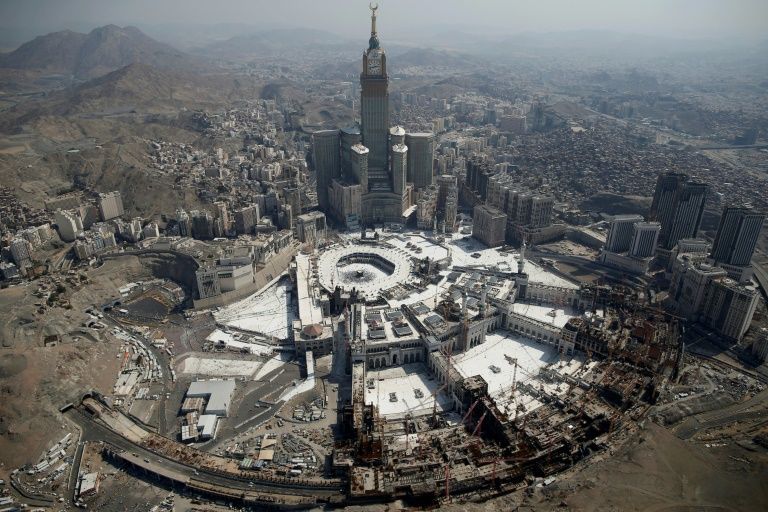 Iran, Qatar voice support for Saudi after Mecca bombing