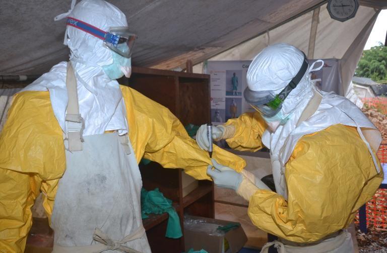 ebola worldwide annihilation