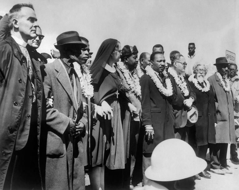 How has Martin Luther King Jr. contributed to society today?