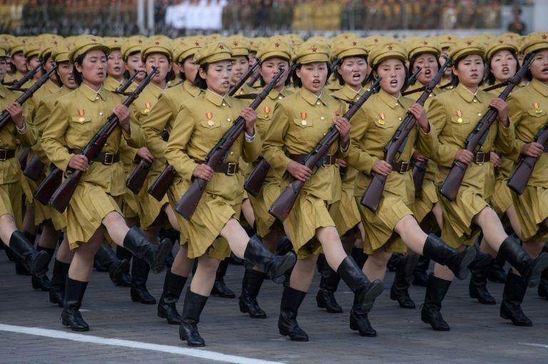 """La dénucléarisation de Pyongyang, """"objectif commun"""" de Xi et Moon (Séoul)"""