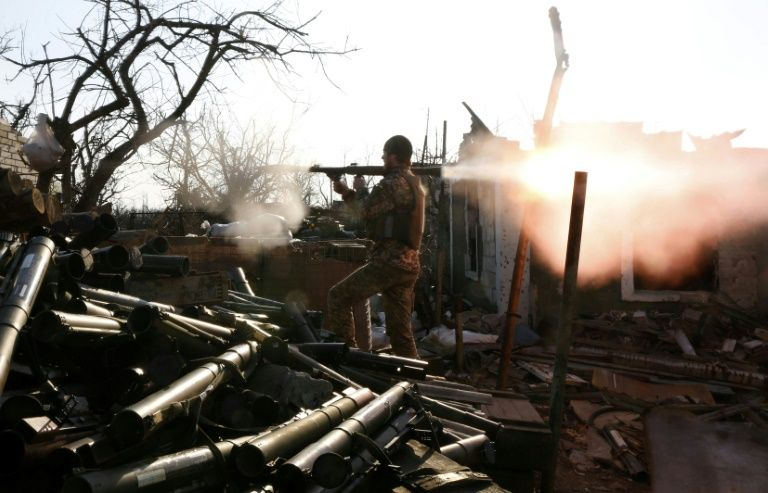 Five Ukraine troops die in fierce clash with Donetsk rebels — BBCI
