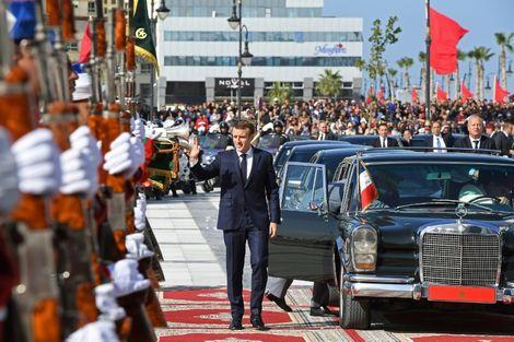 Macron n'ira pas au Congrès des maires de France cette année (Elysée)