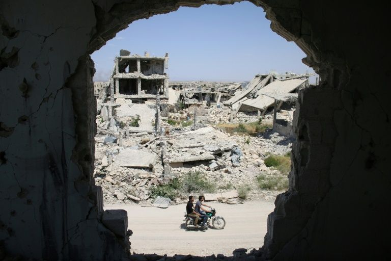 Syria army regain two villages after deadly IS attack