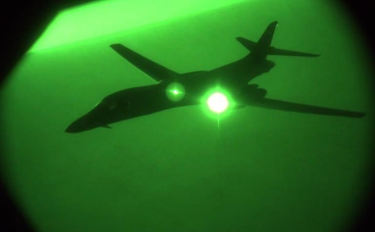 Frappes aériennes américaines contre l'EI — Somalie
