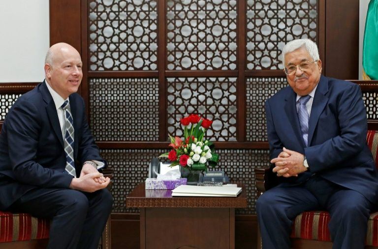 PLO envoy expresses cynicism ahead of US delegation to the Middle East