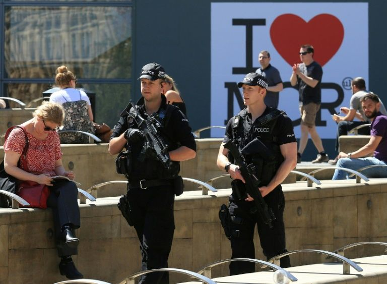 United Kingdom police make 11th arrest over Manchester bomb attack