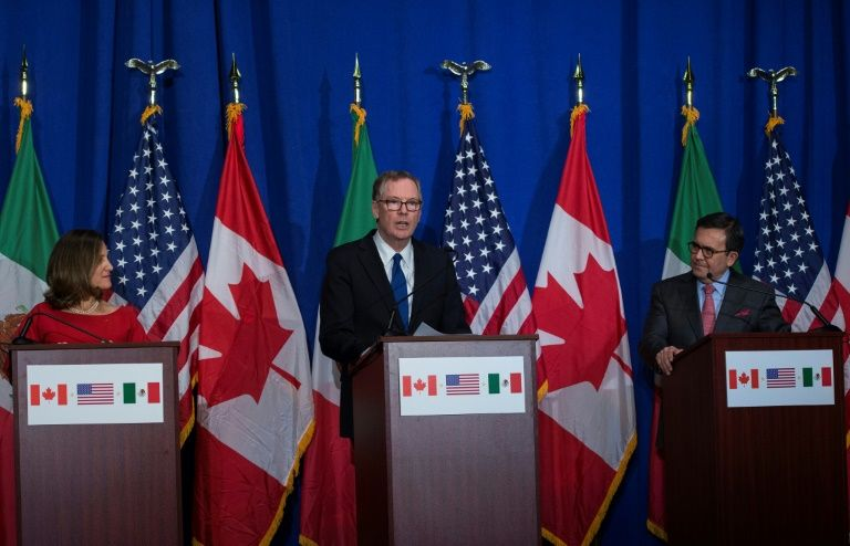 Canada braces for possible U.S.  exit from NAFTA trade pact