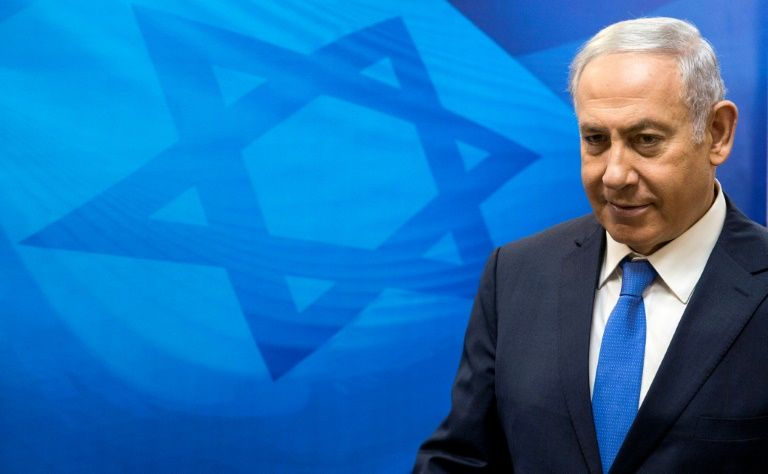 Netanyahu to hold Baltic talks in first visit by an Israeli PM to Lithuania