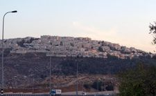 Israel opens West Bank road with wall dividing Israeli, Palestinian traffic