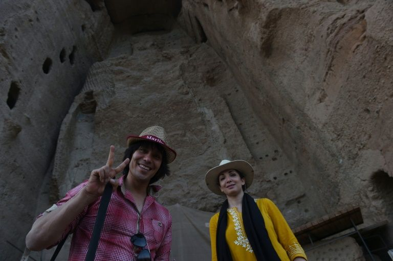 Bamiyan, famous for empty hillside niches that once sheltered giant Buddha statues that were blown up by the Taliban, is a rare oasis of tranquility in Afghanistan but it has failed to revive the heyday of tourism after decades of war