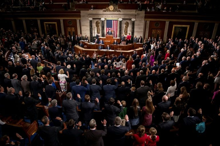 US House votes to slap sanctions on Russia, Iran, N. Korea