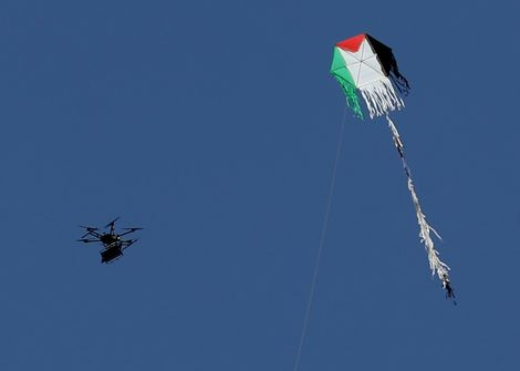 Hamas: 'Strikes in response to Gaza fire kites has changed rules of engagement'