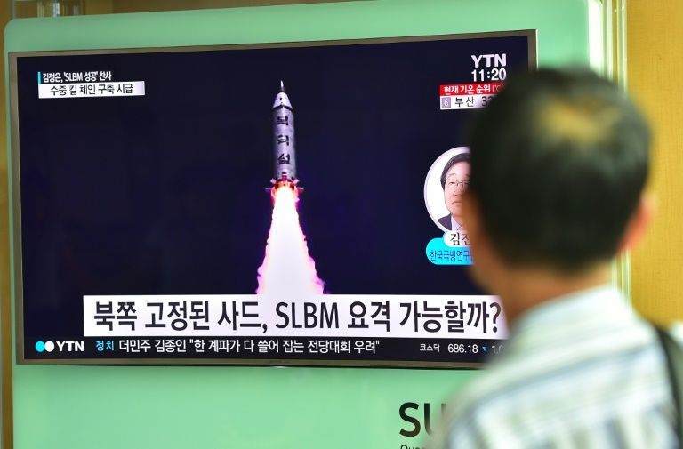 North Korea claims it has developed an intercontinental ballistic missile (ICBM) capable of hitting the US mainland but it has not tested one as yet