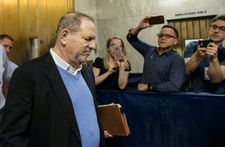 Harvey Weinstein pleads not guilty in NY