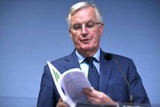 """""""Pas encore d'accord"""" sur le Brexit (Barnier aux ministres de l'UE)"""