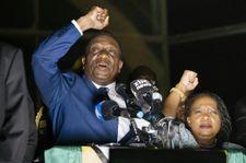 تنصيب إيمرسون منانغاغوا رئيسا لزيمبابوي خلفا لموغابي