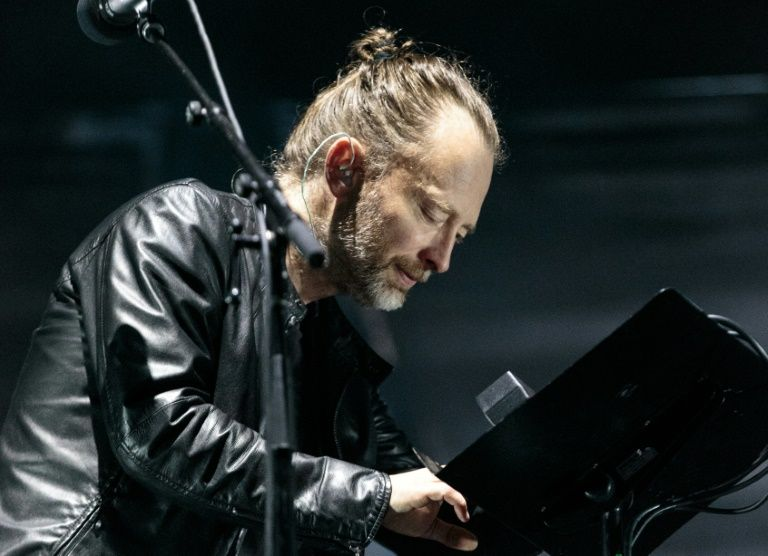 Radiohead festival performance met with pro-Palestinian protests