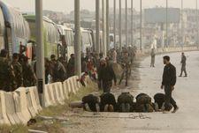 Syrie: des rebelles évacués de la Ghouta orientale arrivent à Idleb