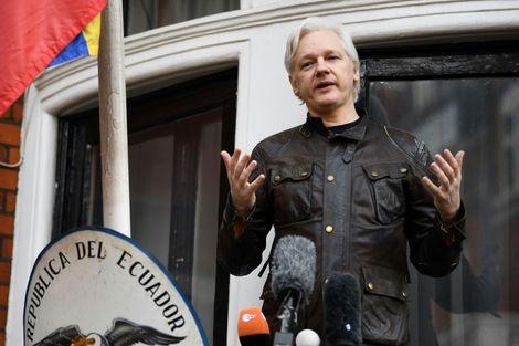 Wikileaks founder Julian Assange has been holed up inside the Ecuadoran embassy in London since 2012