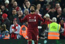 دوري أبطال أوروبا: صلاح يقود ليفربول إلى دور الـ16
