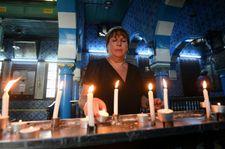 Pilgrims gather in Tunisia to celebrate Jewish festival