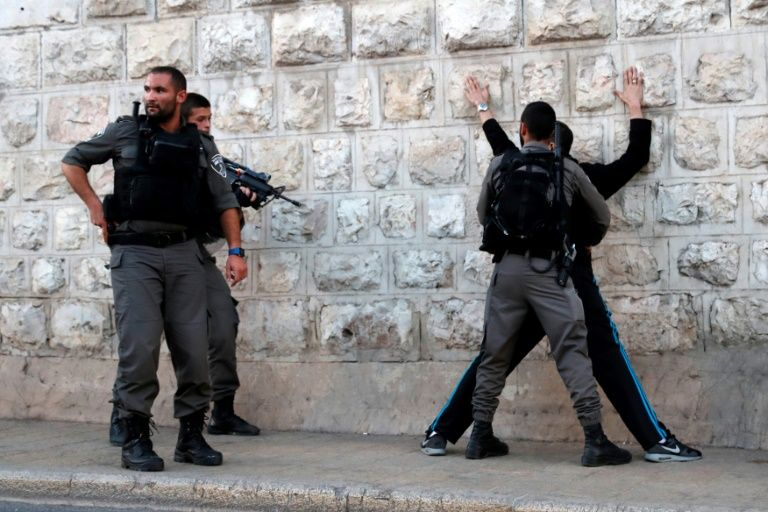 Israel plans robust new security at Jerusalem's Damascus Gate after attacks