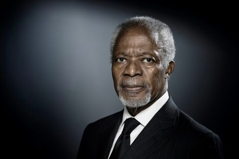 Former UN chief and Nobel laureate Kofi Annan dies at 80