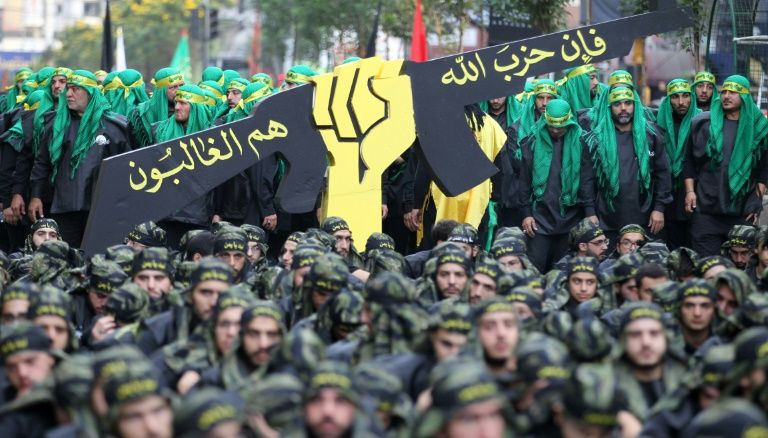 Hezbollah chief vows to end Israel and the US