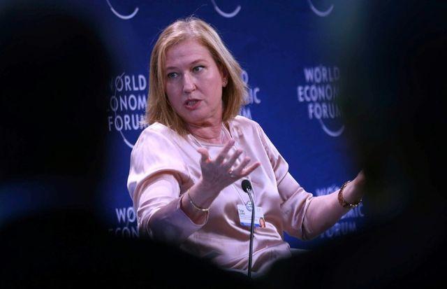 'Farewell, make peace': Veteran Israeli lawmaker Livni announces retirement