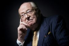 France's Jean-Marie Le Pen defends Vichy leader's deal with Nazis in memoirs