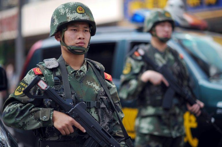 L'explosion en Chine provoquée par une bombe artisanale, l'auteur tué