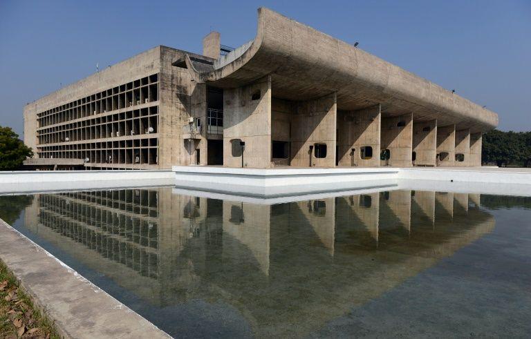 L 39 oeuvre de le corbusier inscrite au patrimoine mondial for Le architecte