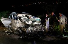 Two Israeli soldiers killed in West Bank car ramming attack