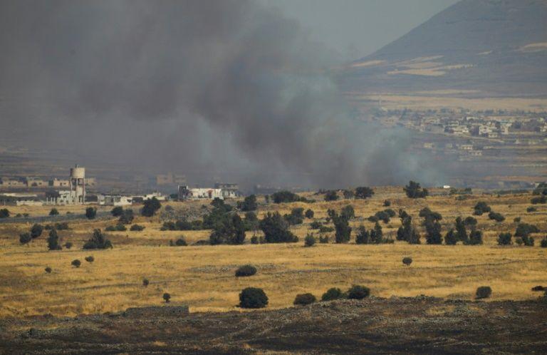 Israël frappe des cibles à la frontière libano-syrienne (médias libanais)