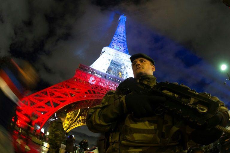 Un nouveau plan Vigipirate révisé à la suite des attentats qui ont frappé la France depuis janvier 2015 entre en vigueur JOEL SAGET