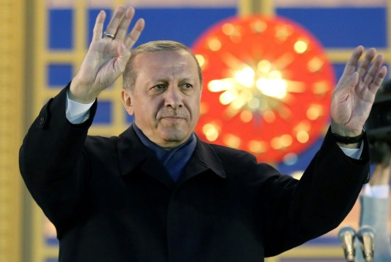 Opposition seeks annulment, but Recep Tayyip Erdogan won't entertain