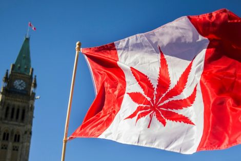 The entry into force of the Cannabis Act makes Canada only the second nation after Uruguay to legalize the drug