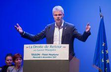 France: Laurent Wauquiez élu président des LR dès le 1er tour (Haute autorité)