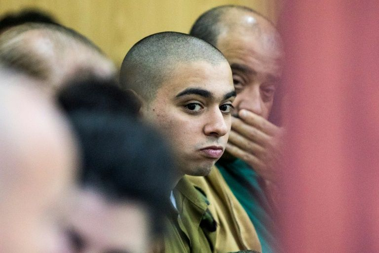 Le cas emblématique du soldat Elor Azaria — Israël